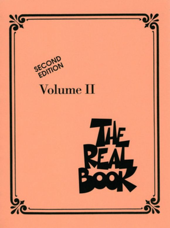 Real Book Vol.2 C Hal Leonard
