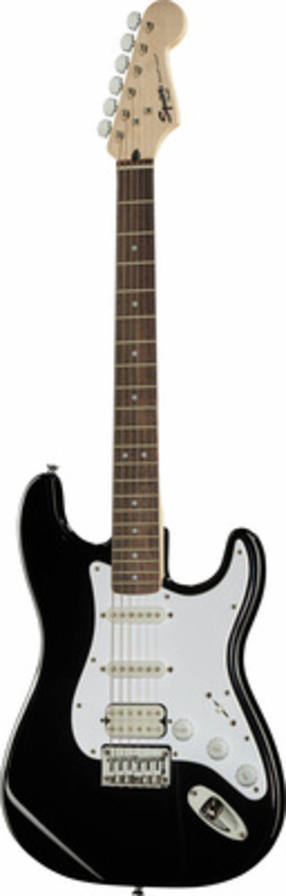 Squier Bullet Strat HT HSS IBK Fender