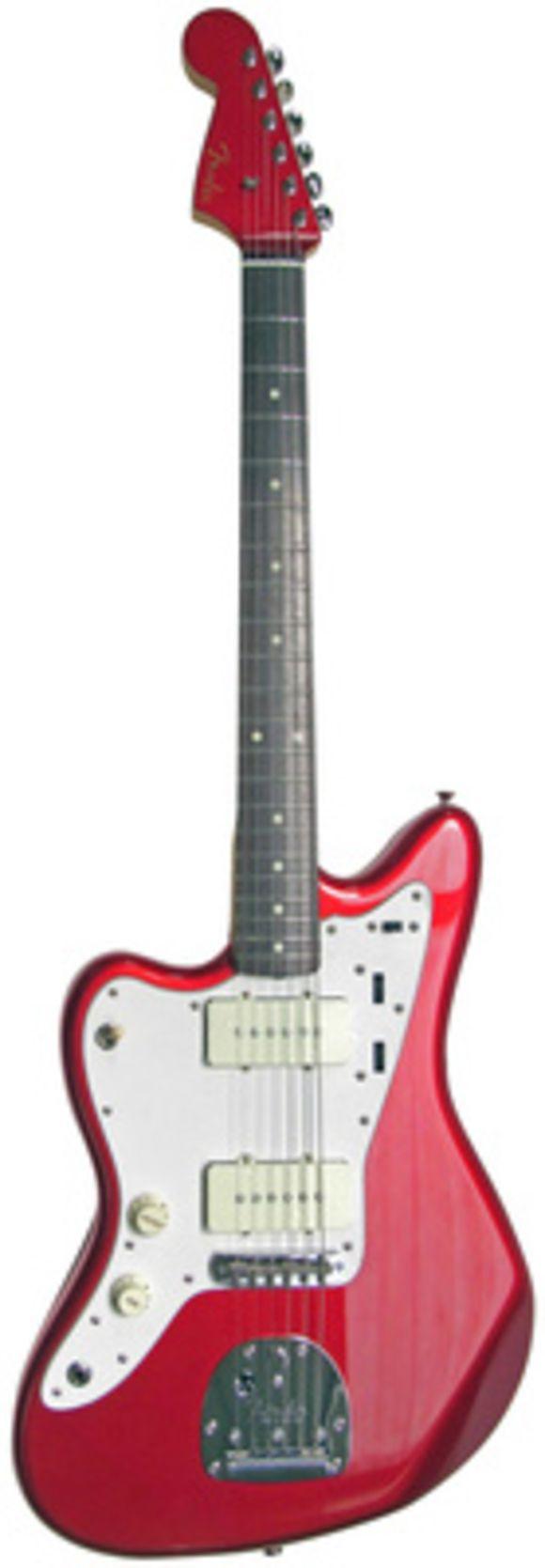 Trad 60´s Jazzmaster CAR LH Fender