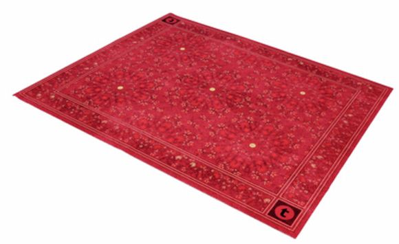 Drum Rug Oriental Red II Thomann