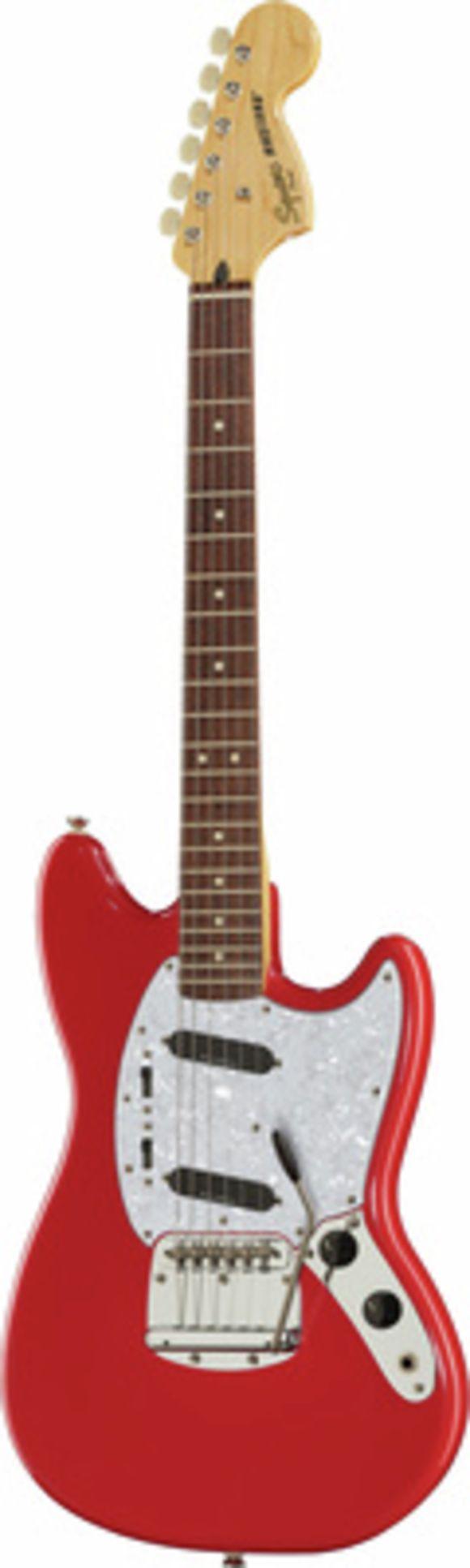 SQ Vintage Mod Mustang IL FR Fender