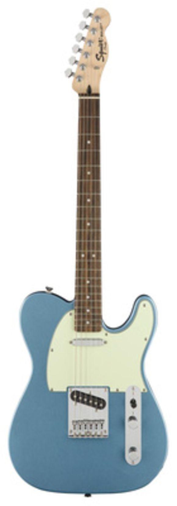 SQ Bullet Tele LRL LPB Fender