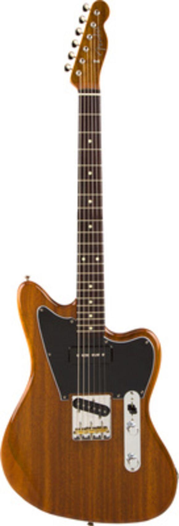 Mahogany Offset Telecaster Fender