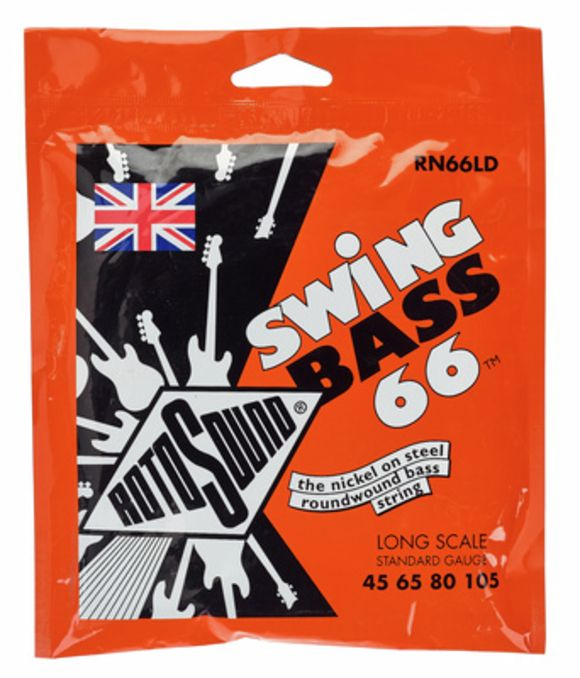 RN66LD Vintage Bass Strings Rotosound