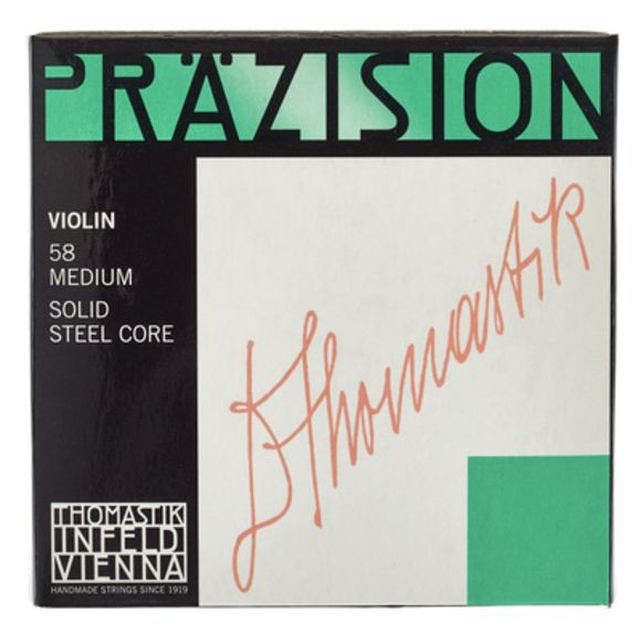 Präzision Violin 4/4 medium Thomastik
