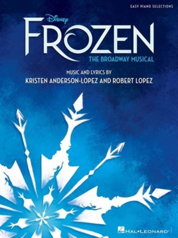Frozen - The Broadway Easy Hal Leonard