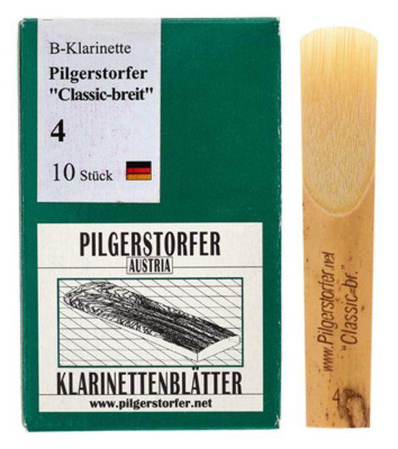 Classic wide Bb-Clarinet 4,0 Pilgerstorfer