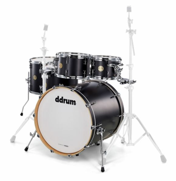 Dios 522 Satin Black DDrum