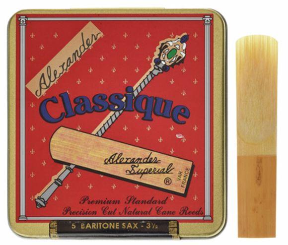 Classique Baritone sax 3,5 Alexander