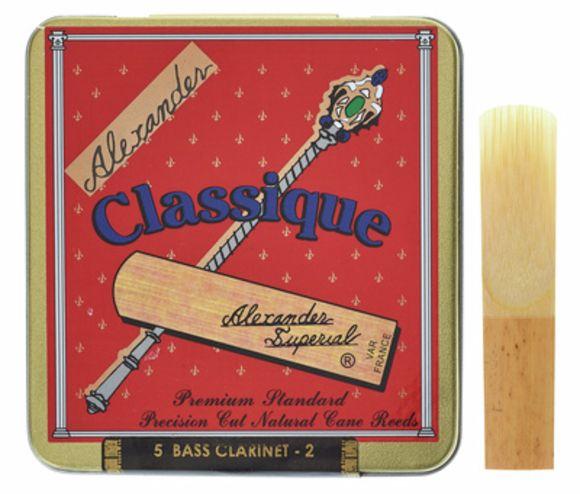 Classique Bass Clarinet 2,0 Alexander