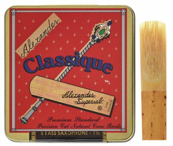 Classique Bass Saxophone 1,5 Alexander