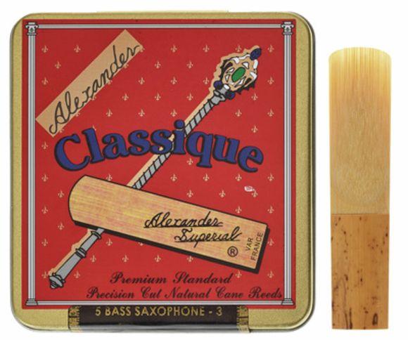 Classique Bass Saxophone 3,0 Alexander