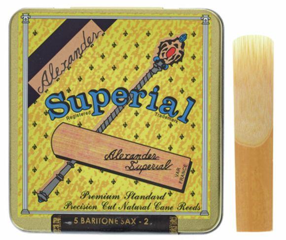 Superial Baritone Sax 2,0 Alexander