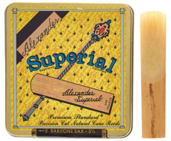 Superial Baritone Sax 3,5 Alexander