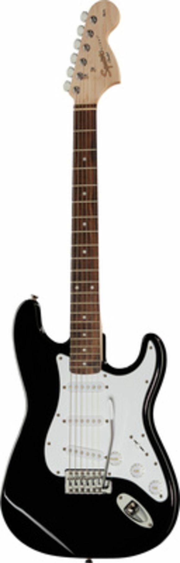 Squier Affinity Strat IRL BK Fender