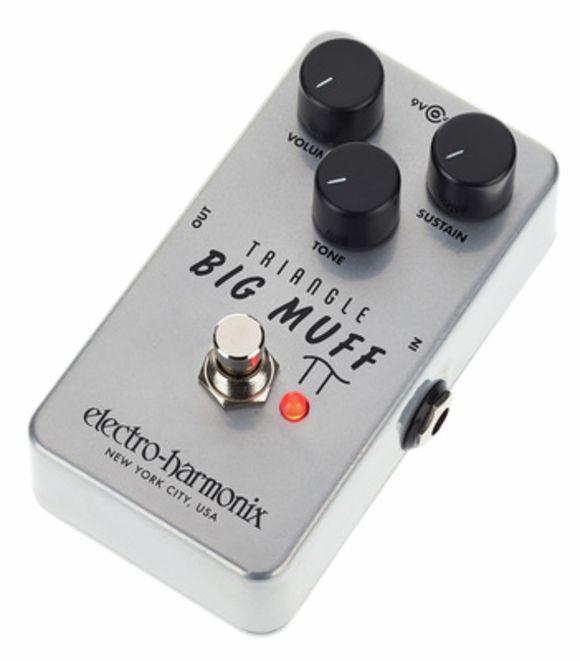 Triangle Big Muff Fuzz Electro Harmonix