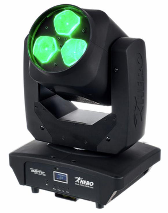 Hero Wash 340FX RGBW Zoom Varytec