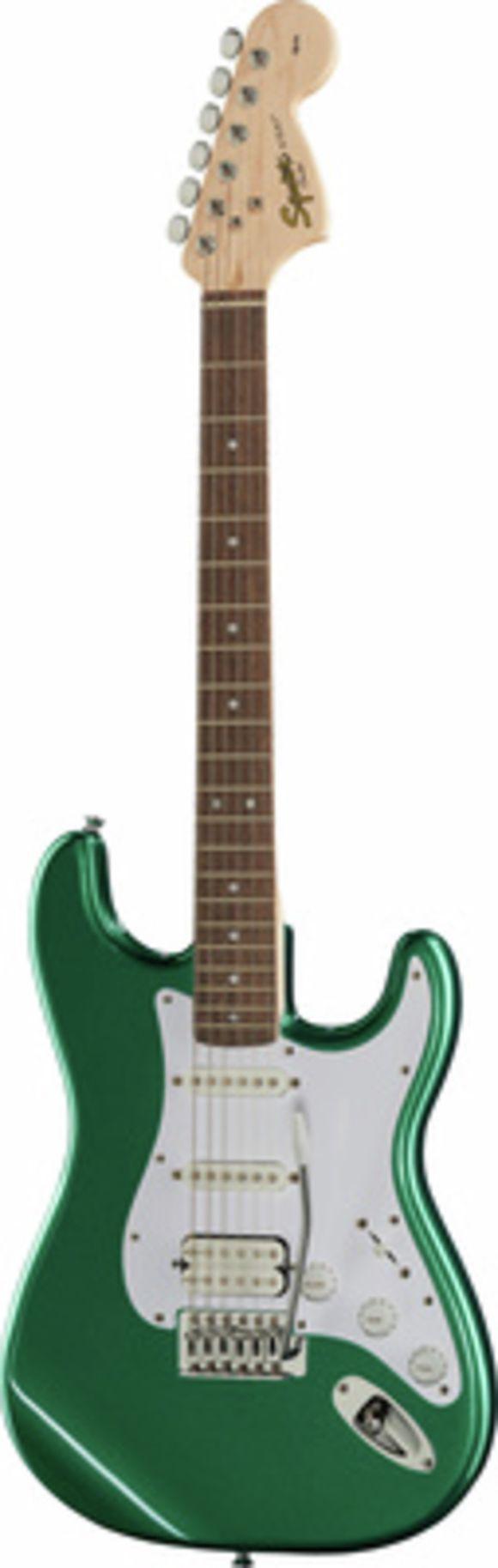 SQ Affinity Strat HSS RG IL Fender
