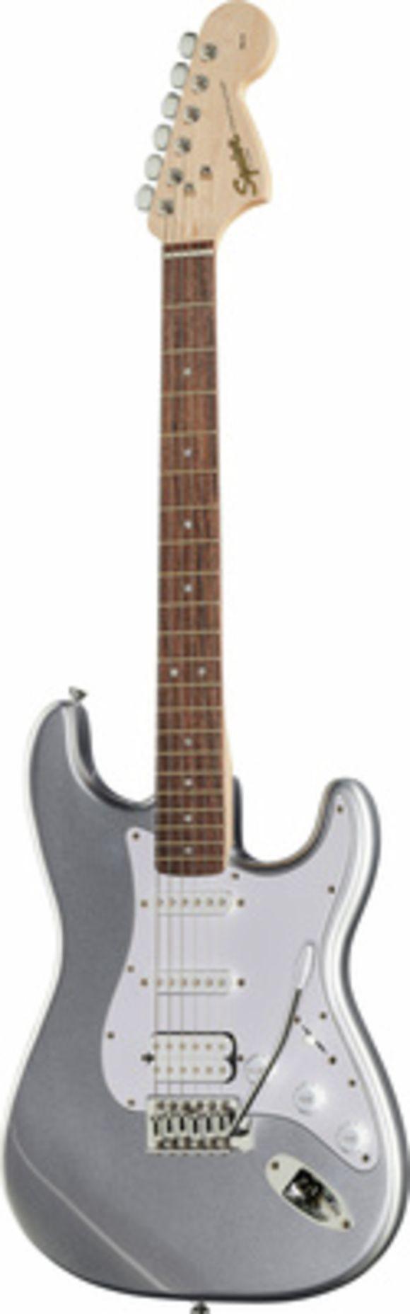 Squier Affinity Strat HSS ILSS Fender