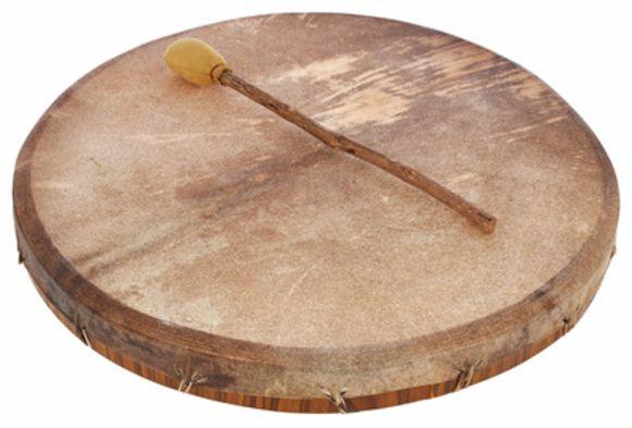 Shaman Drum 60cm Terre