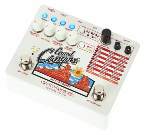 Grand Canyon Electro Harmonix
