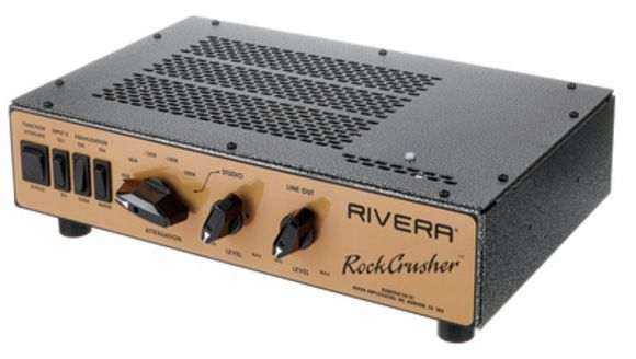 RockCrusher Gold Rivera