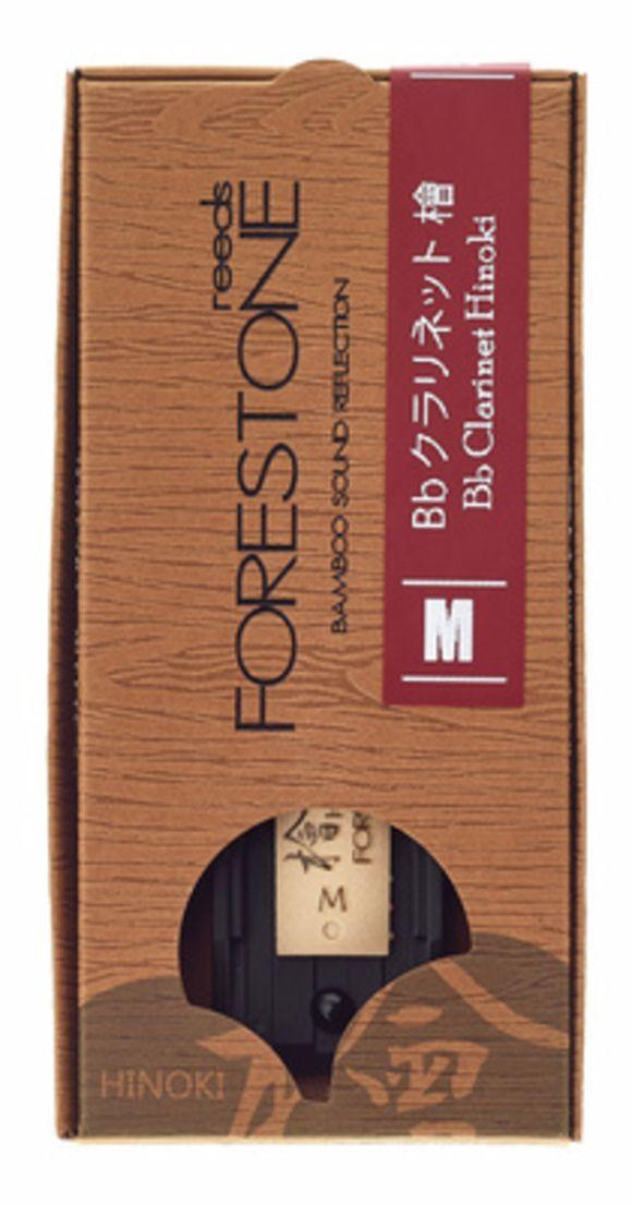 Hinoki Clarinet Bb M Forestone