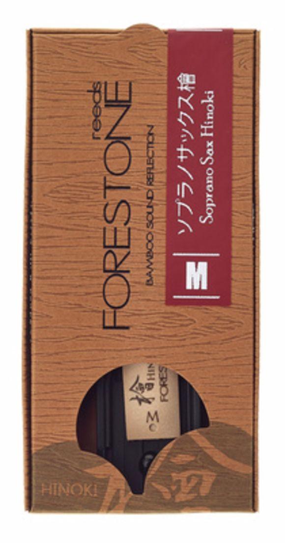 Hinoki Soprano Sax M Forestone