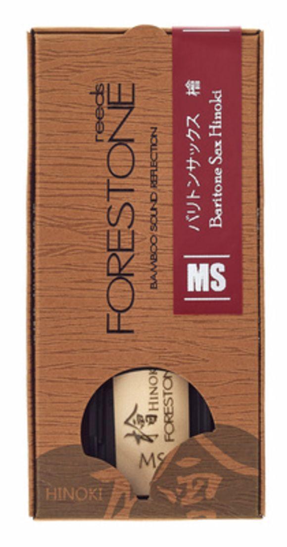 Hinoki Baritone Sax MS Forestone