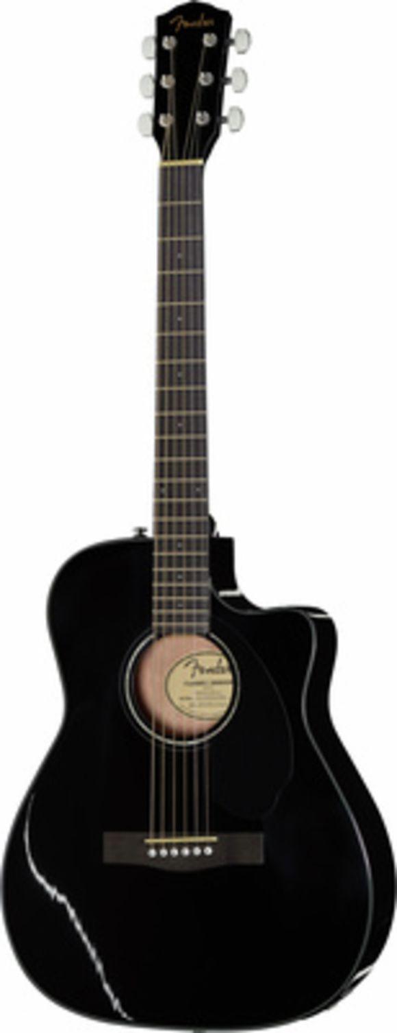 CC-60SCE Blk WN Fender