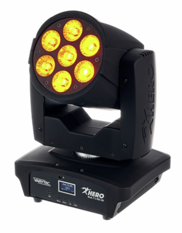 Hero Wash 715 HEX LED Varytec