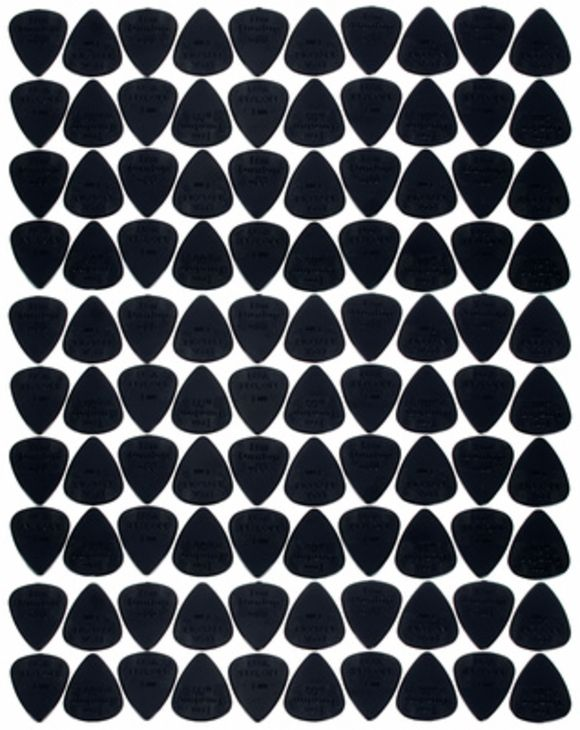 Nylon Standard Picks 100/Black Dunlop