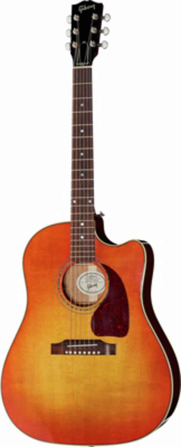 J-45 Mahogany Avant Garde LCB Gibson
