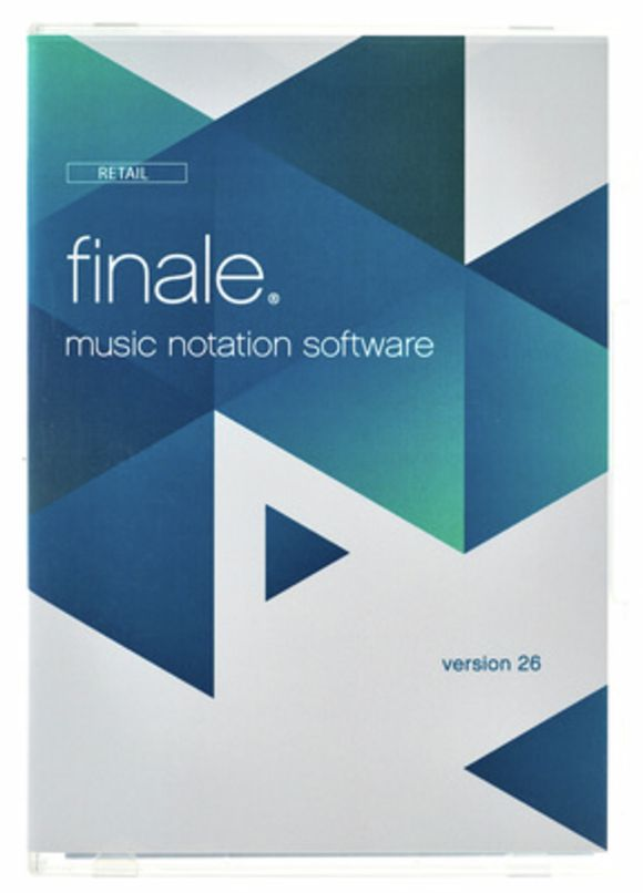 Finale 26 (E) MakeMusic