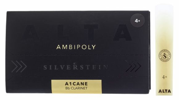 Ambipoly Bb-Clarinet 4+ Silverstein