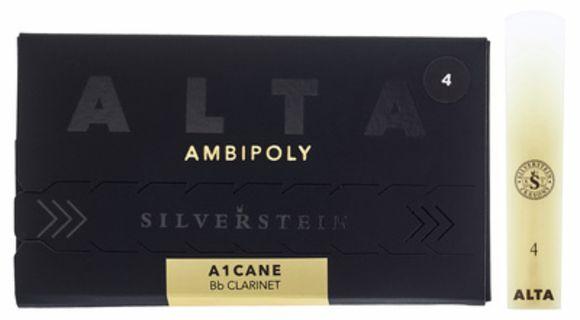 ALTA AMBIPOLY Clarinet 4 Silverstein