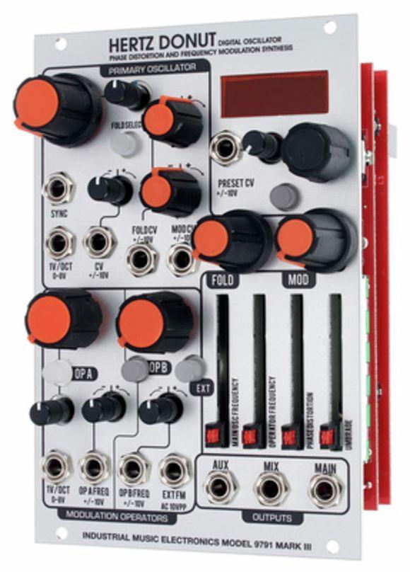 Hertz Donut MKIII Industrial Music Electronics