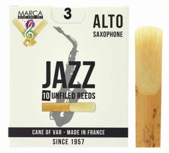 Jazz unfiled Alto Sax 3 Marca