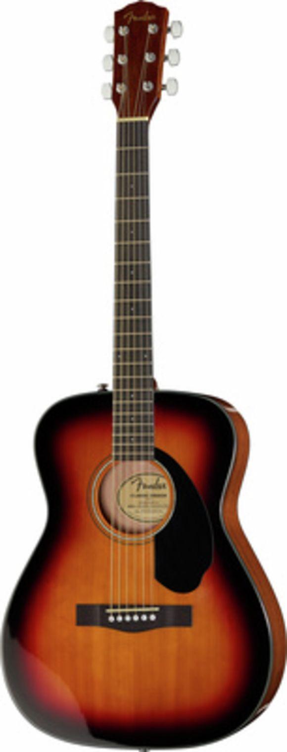 CC-60S SB WN Fender