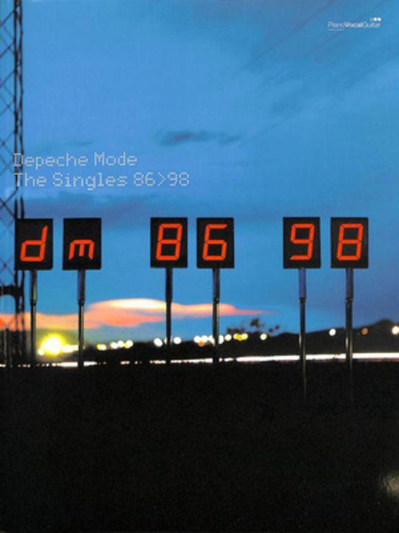 Depeche Mode Singles PVG Faber Music