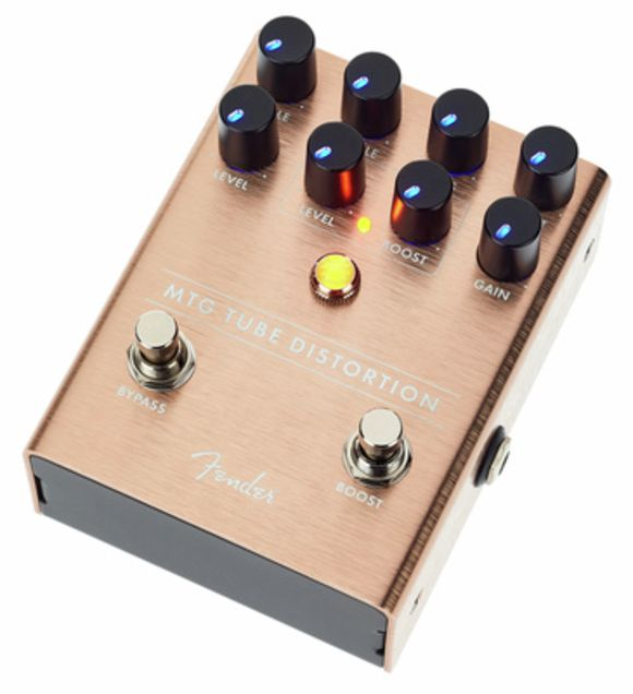 MTG Tube Distortion Fender