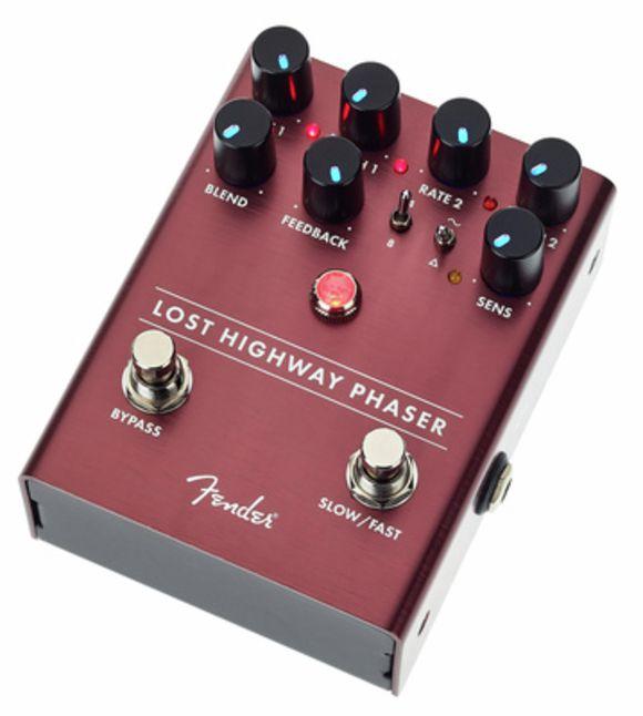 Lost Highway Phaser Fender