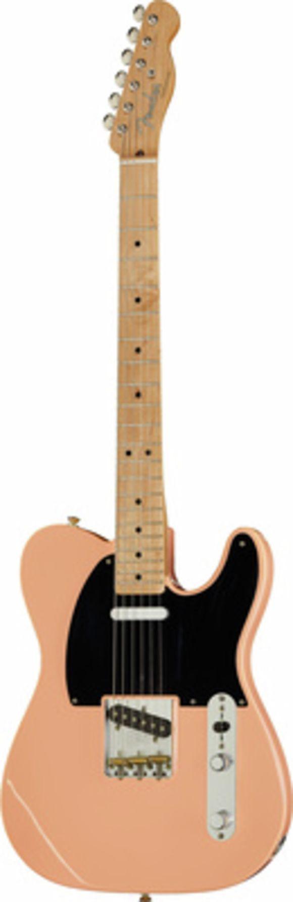 LTD Baja Telecaster Shell Pink Fender
