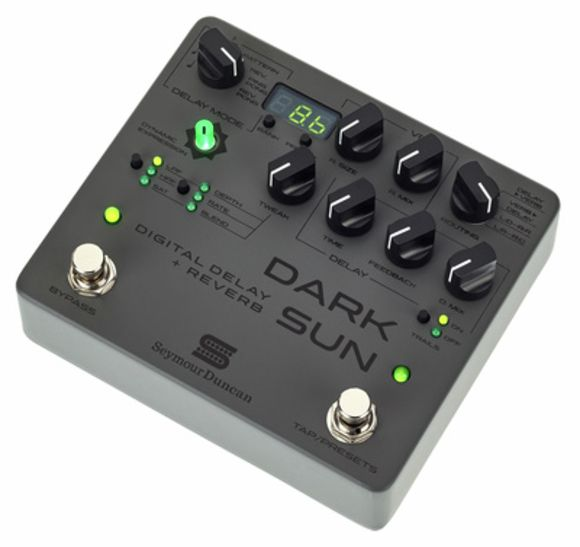Mark Holcomb Dark Sun Delay Seymour Duncan