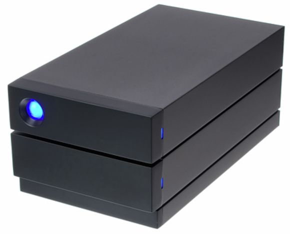 2Big Raid USB-C 4 TB LaCie