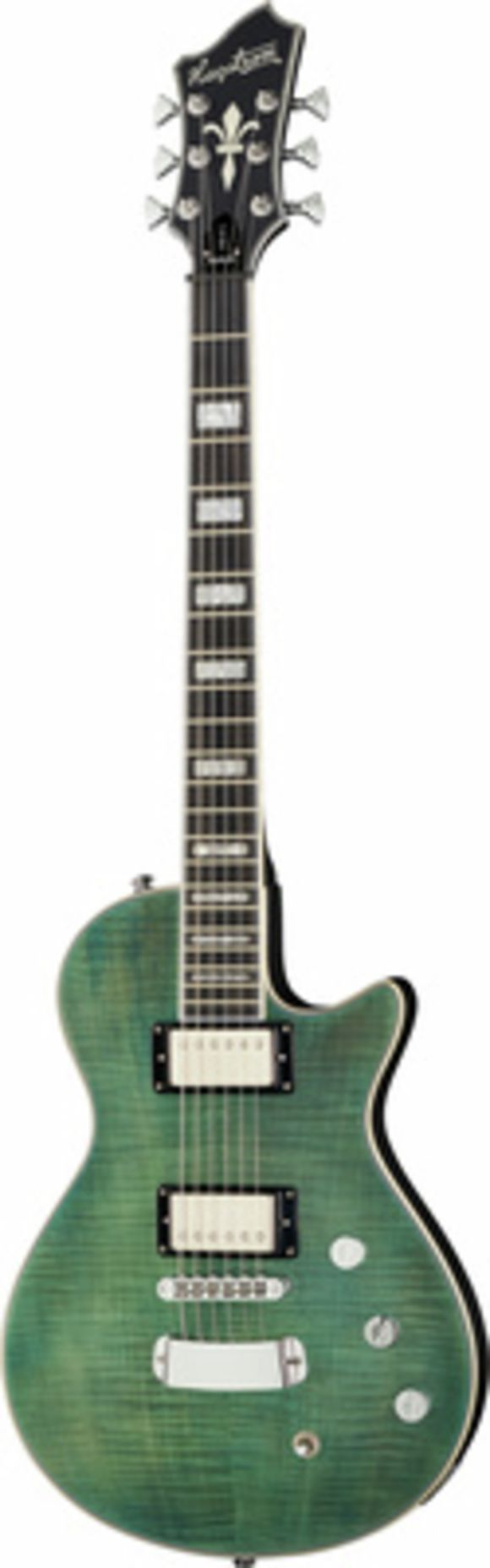 Ultra Max Fall Sky Satin Hagstrom