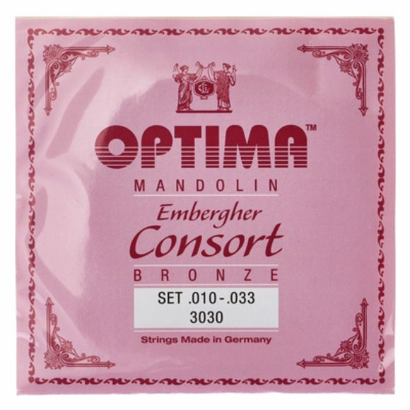 3030 Lenzner Consort Mandolin Optima