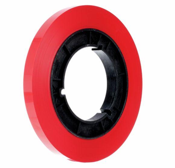 """Leader Tape Red 1/2"""" RTM"""