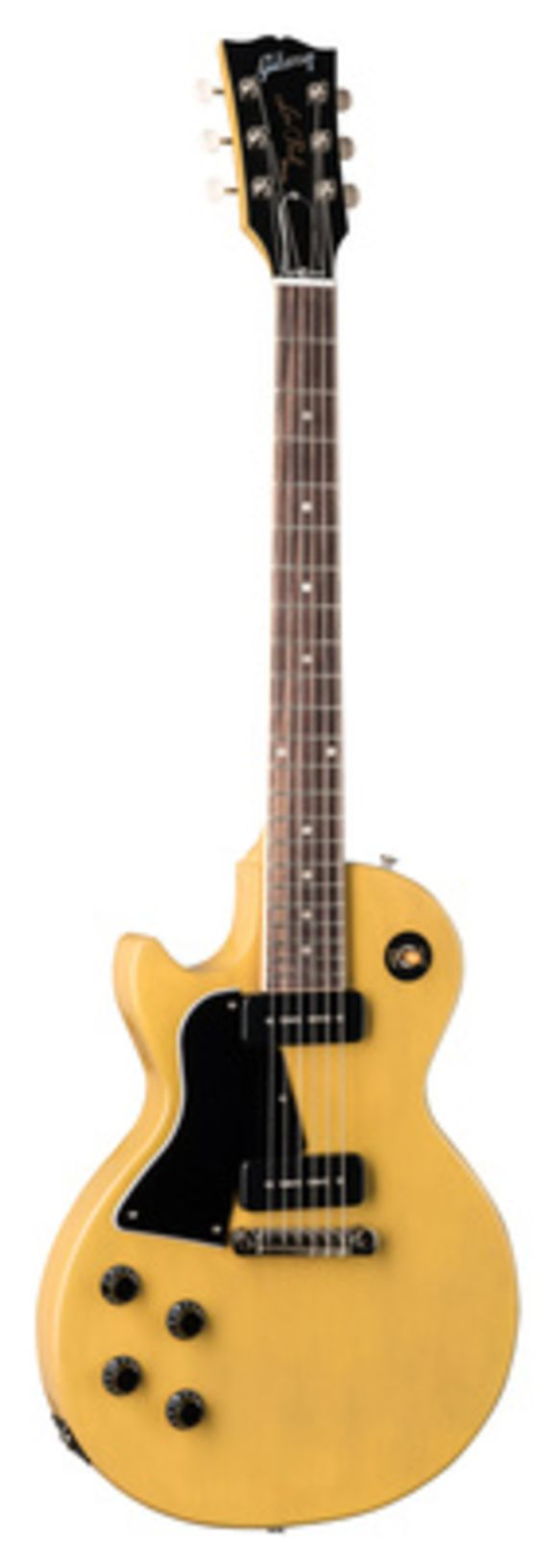 LP Special SC TV Yellow LH Gibson