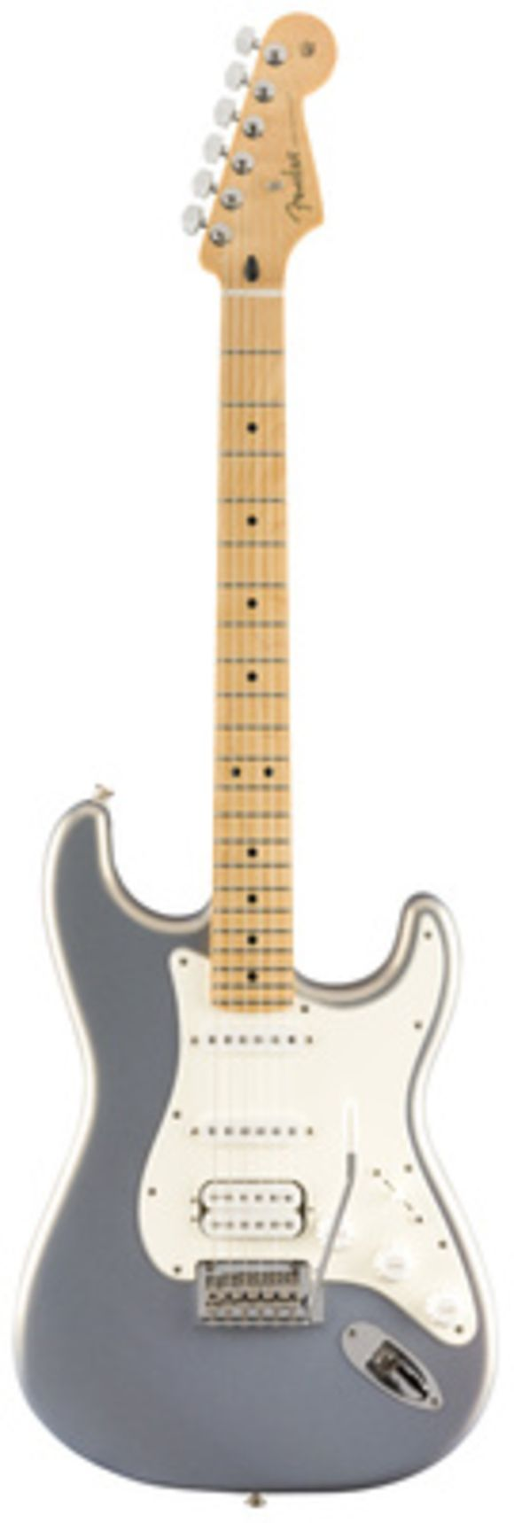 Player Ser Strat HSS MN Slv Fender